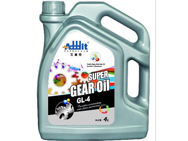 艾迪特高级轿车手动变速箱油GL-4