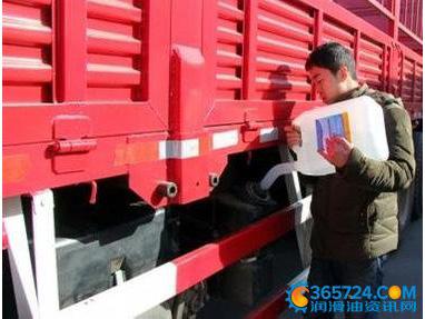 重载货车用润滑油进升级换代期
