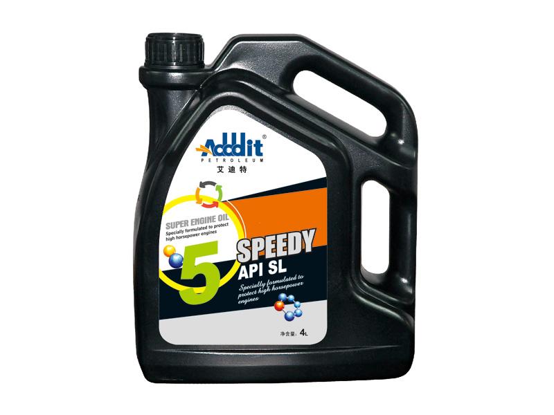 高级汽油机油